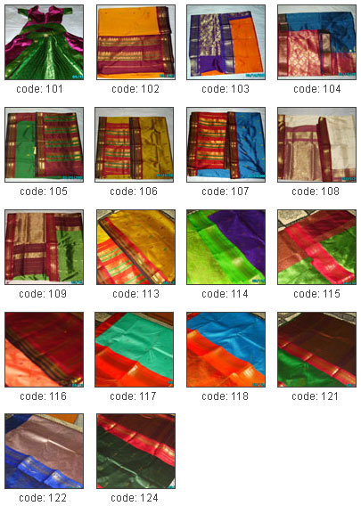 ... (14) Gallery Images For Bharatanatyam Costume Color Combinations